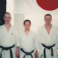 Asai shihan, Moskva 2003