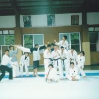 Keiyo Ülikooli dojo 1999