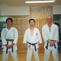 JKS honbu dojo 2002